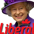 Queen Defects to Liberals