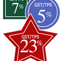 Martin Pledges to Raise GST to 23 Per Cent